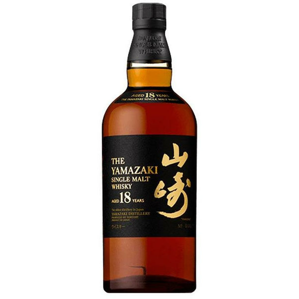 Yamazaki 18 Year Old Single Malt Whisky