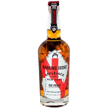 Barking Irons Applejack Brandy