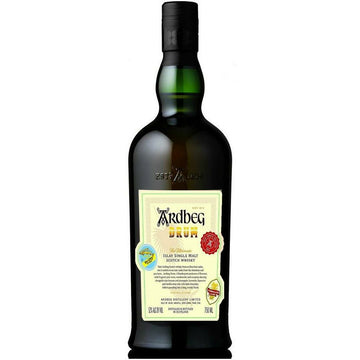 Ardbeg 'Drum' Single Malt Scotch Whisky