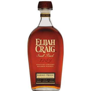 Elijah Craig Barrel Proof Small Batch No. B519