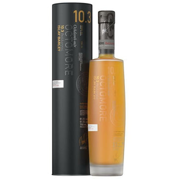 Bruichladdich Octomore 10.3 Proof Single Malt Scotch 122.6 Proof