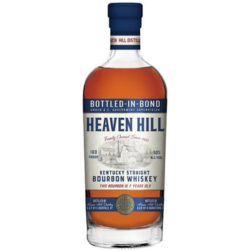 Heaven Hill 7 Year Old Bottled in Bond
