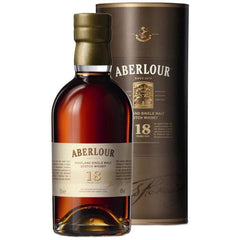 Aberlour Single Malt Scotch 18 Year