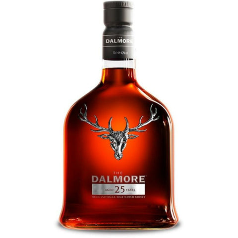 Dalmore 25 Year Old Single Malt Scotch Whisky