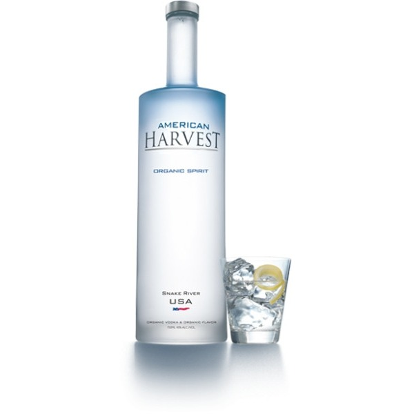 American Harvest Vodka