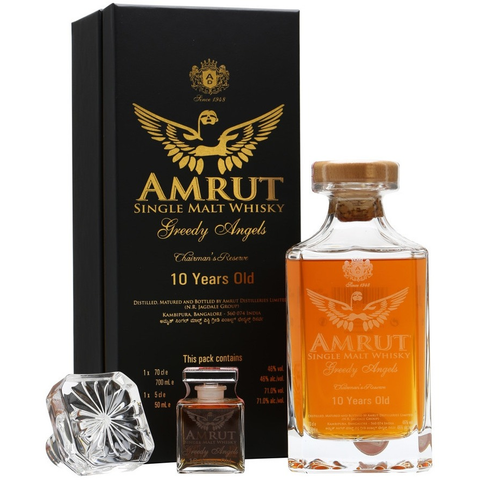 Amrut Greedy Angels 10yo