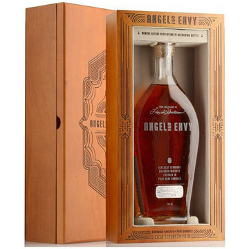 Angel's Envy Cask Strength 2019 Release
