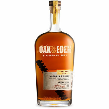 Oak & Eden 4 Grain & Spire