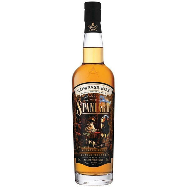 Compass Box 'The Spaniard' Blended Malt Scotch Whisky