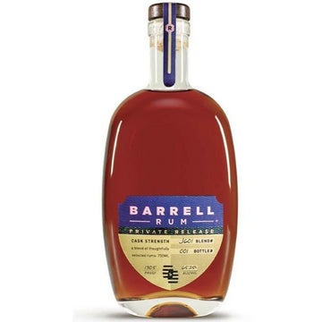 Barrell Rum Private Release Blend J601
