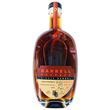 Barrell Bourbon Single Barrel 14 Year Old Cask Strength #E503