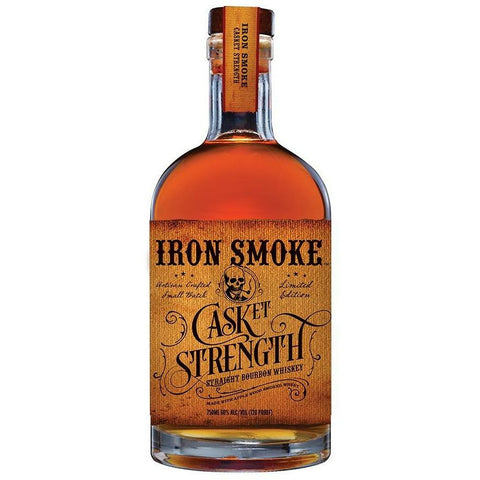 Iron Smoke Casket Strength