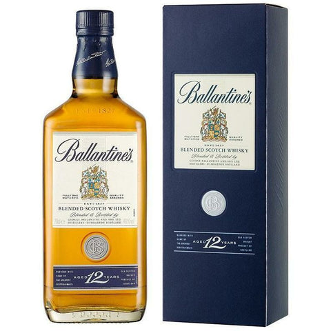 Ballantine's Scotch 12 Year