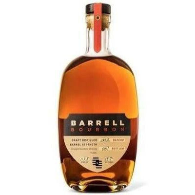 Barrell Bourbon Batch 002