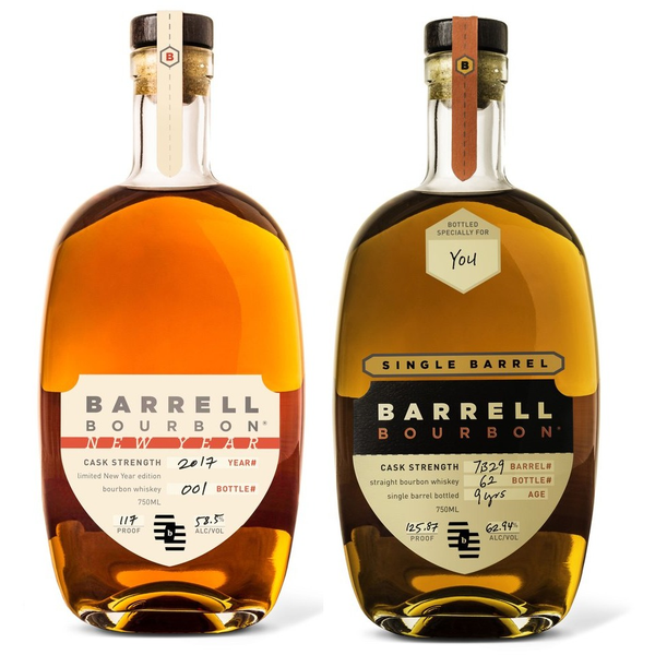 Barrell Bourbon Exclusive Combo