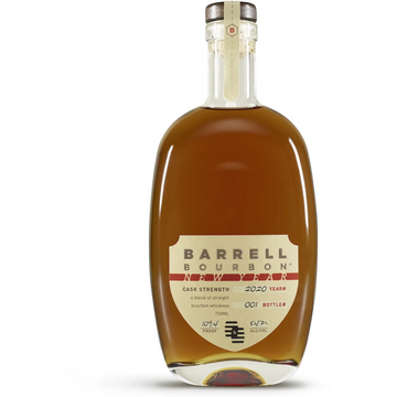 Barrell New Year Bourbon 2020