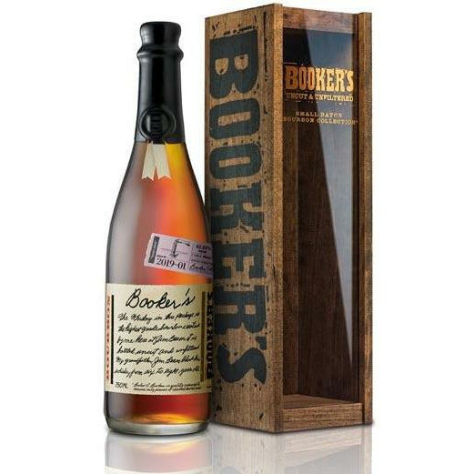 "Booker's ""Teresa's Batch"" Bourbon 2019-01"
