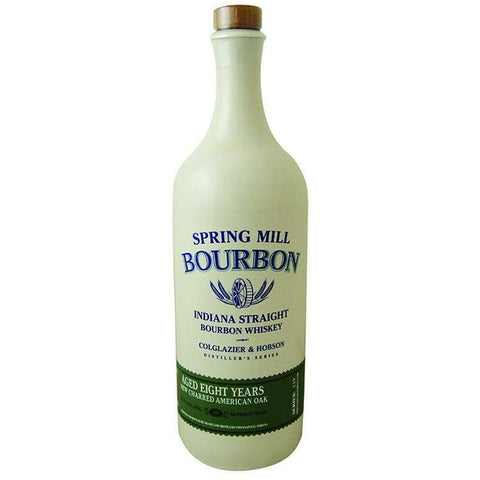 Spring Mill Bourbon 8 Year