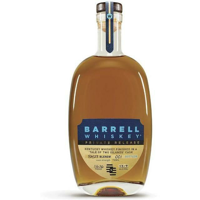 Barrell Whiskey Private Release BH23 Whiskey
