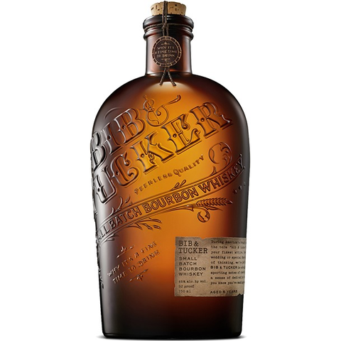 Bib & Tucker Small Batch Bourbon Whiskey