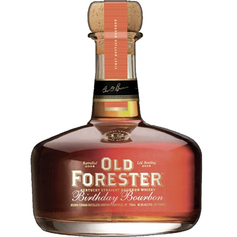2016 Old Forester Birthday Bourbon
