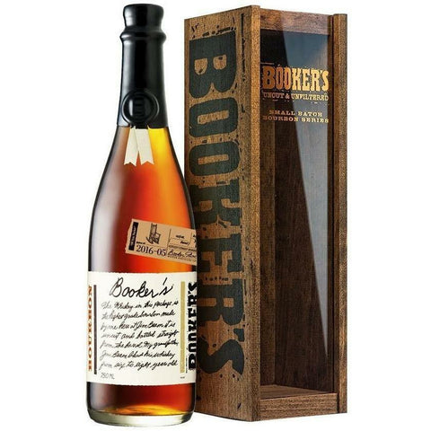 Booker's Bourbon Off Your Rocker