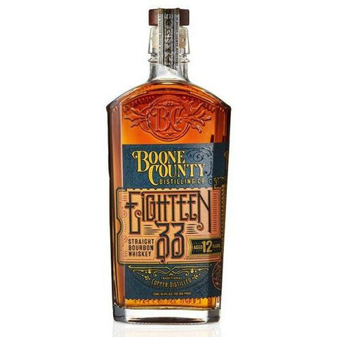 Boone County 12 Year Old Bourbon