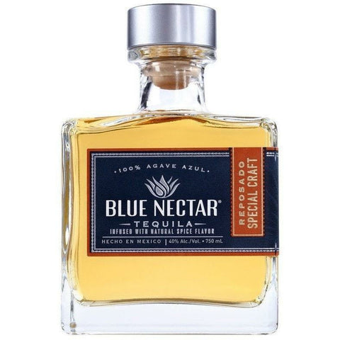 Blue Nectar Tequila Reposado Special Craft