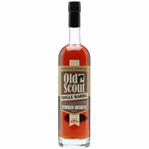 Smooth Ambler Old Scout Single Barrel Bourbon (9 Yr.)