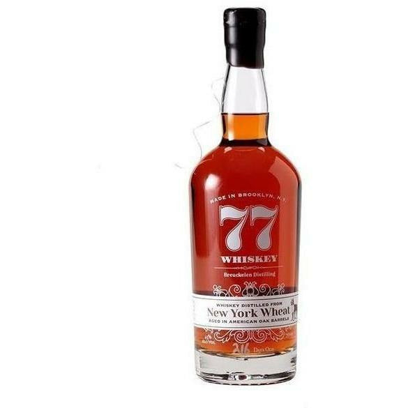 Breuckelen 77 New York Wheat Whiskey
