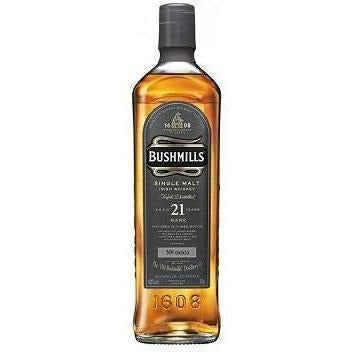 Bushmills 21 Years Old Three Woods