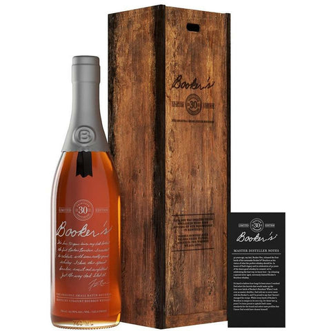 Booker's 30th Anniversary Bourbon