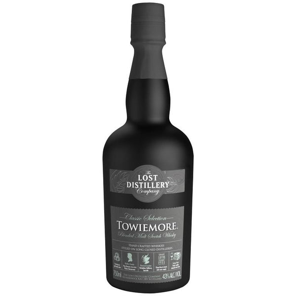 Lost Distillery Classic Towiemore Scotch Whiskey