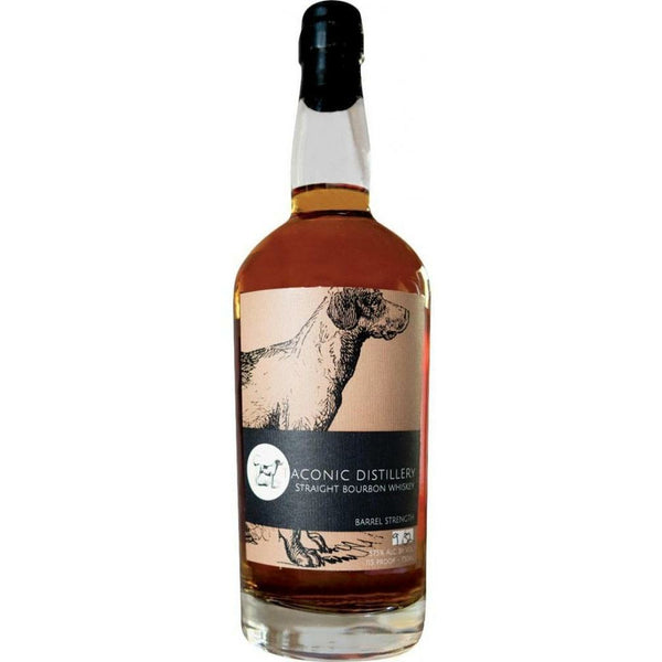 Taconic Straight Barrel Strength Bourbon