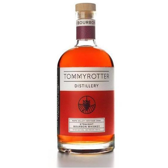 Tommyrotter Straight Bourbon Whiskey