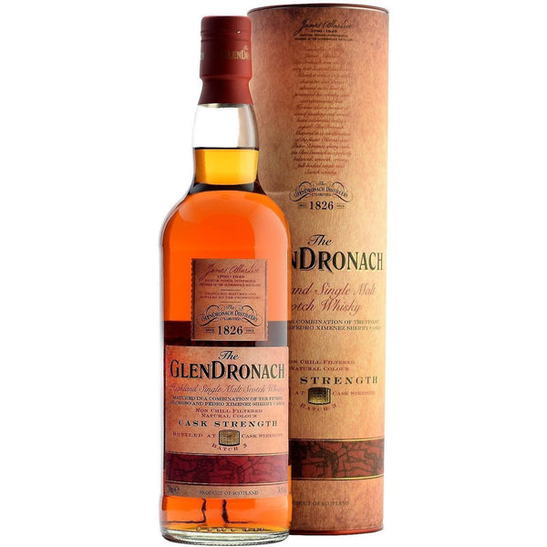 Glendronach Cask Strength Batch 3