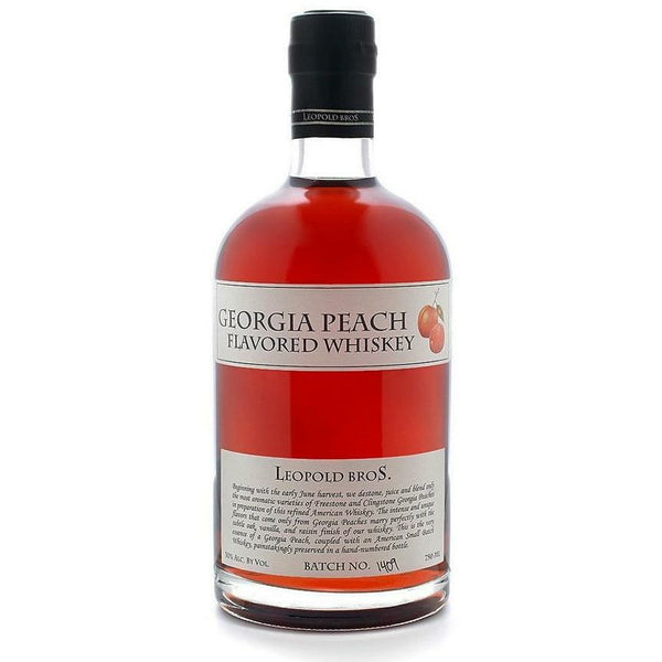 Leopold Bros. Georgia Peach Whiskey