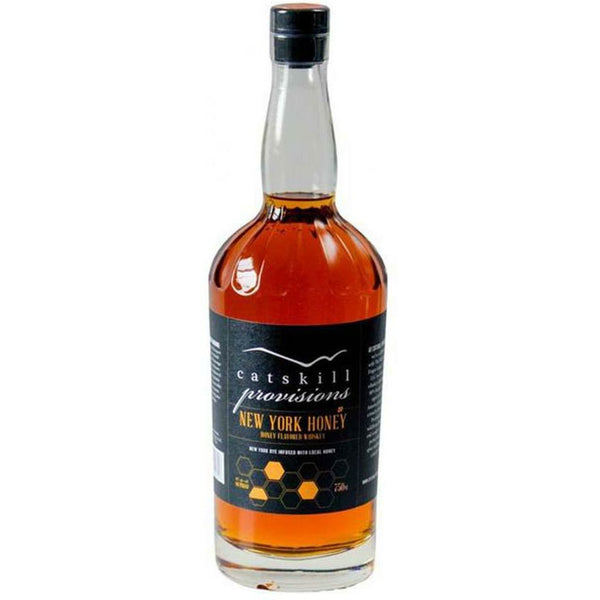 Catskills Provisions New York Honey Whiskey