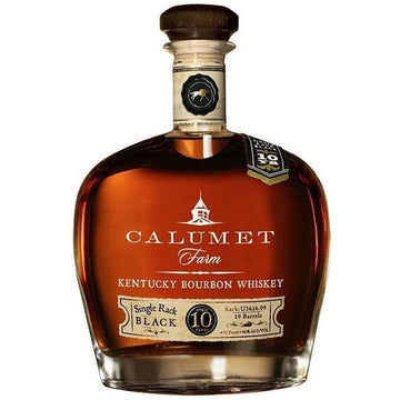 Calumet 10 Year Old Single Rack Bourbon