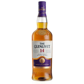 Glenlivet Single Malt 14 Year Cognac Cask Selection