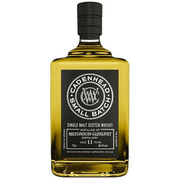 WM Cadenhead Miltonduff-Glenlivet 11 Year Single Malt