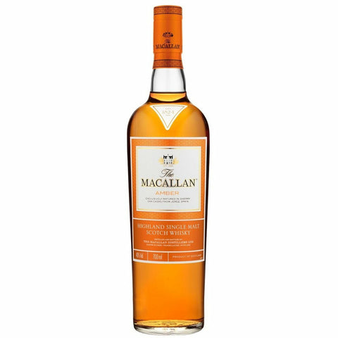 Macallan Amber 1824 Series Scotch Whisky