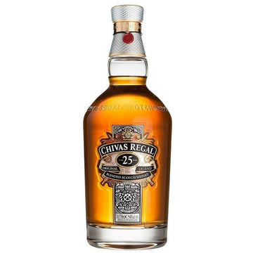 Chivas Regal 25 Year Old Scotch Whisky
