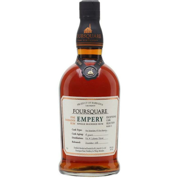 "Foursquare Single Blended Rum ""Empery"""