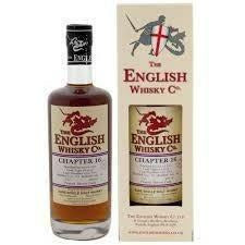 English Whisky Co. Chapter 16 / Peated Sherry Cask