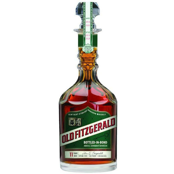 Old Fitzgerald Bottled In Bond 11 Year Old Bourbon