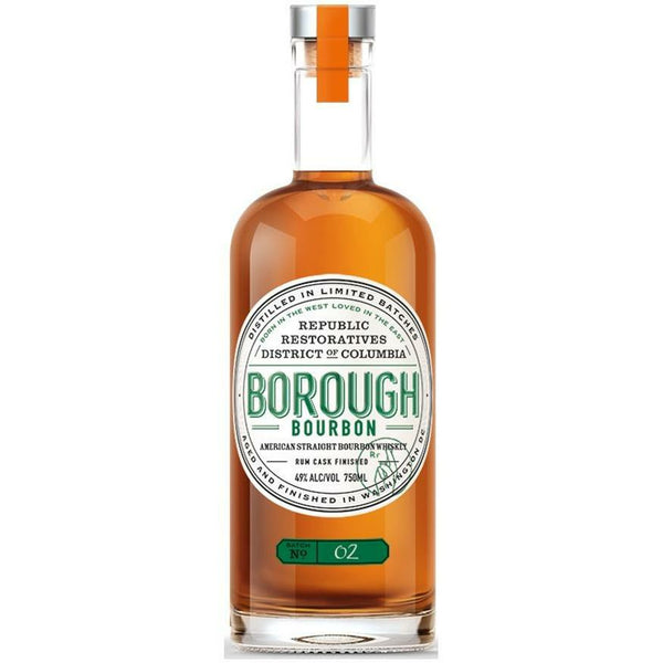 Borough Bourbon Batch 03
