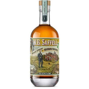 W.B. Saffell Bourbon Whiskey