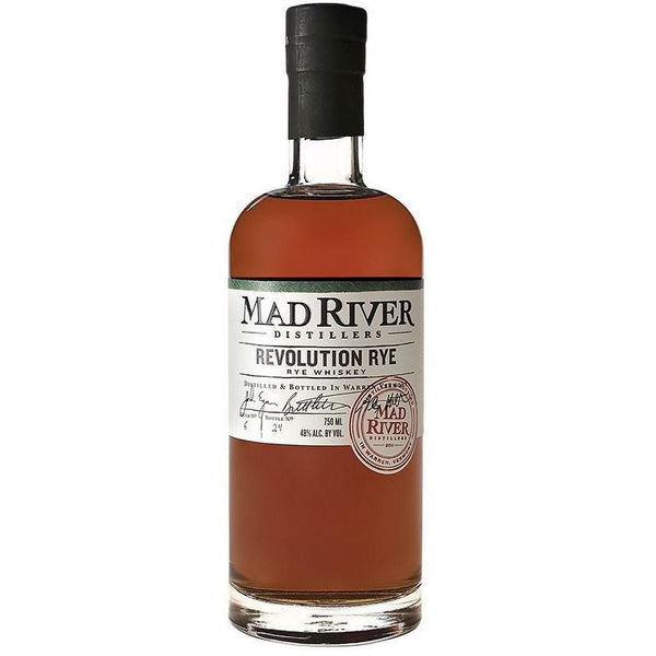 Mad River Revolution Rye