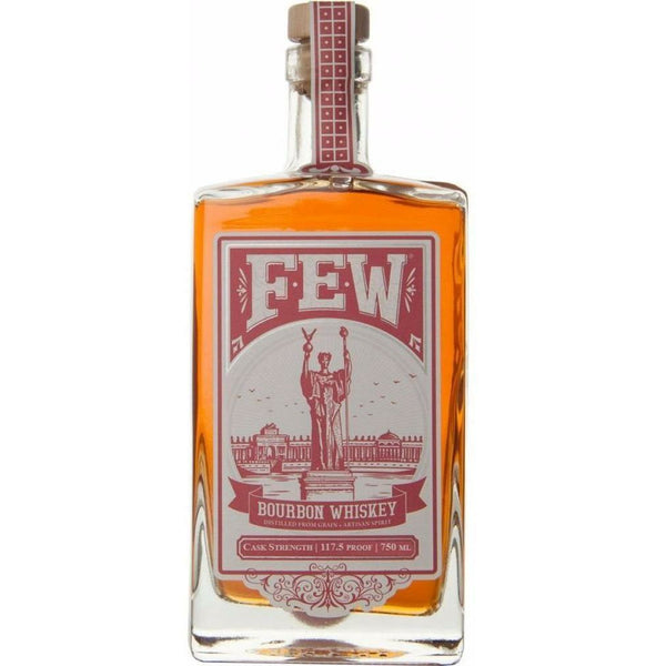 FEW Cask Strength Bourbon Whiskey